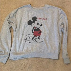 Madewell Disney pullover